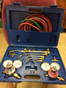 Victor Style Gas welding and cutting set