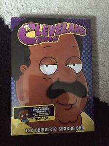 Season one of the Cleveland show