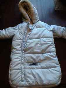 Carters brand new infant snow suit 0-6 months