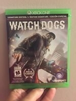 Trade watch dogs for xbox one