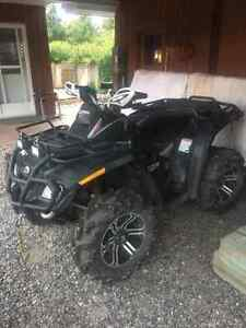 Selling my 2007 can am outlander 650