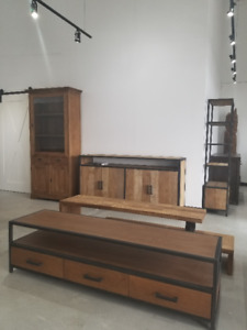 Wooden TV Stands for Sale