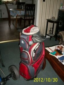golf club set (hybird) ladies (right hand) comes with everything