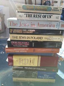 Jewish History Books