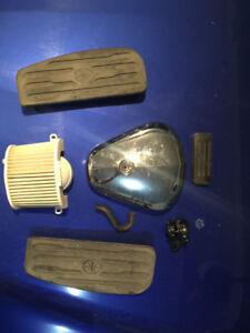 Roadstar parts