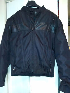 Xetreme motorcycle jacket padded size small