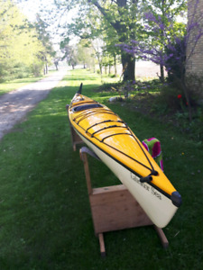"Swift Kayak Labrador Sea 16'2"" Long"