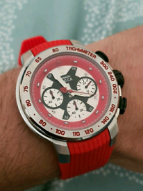 Detomaso Lucca Chronograph watch Red