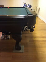 Pool Table A.M.F 4x6 nego