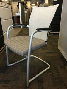 Boardroom/Guest Chairs X99 made by Haworth Set of 10
