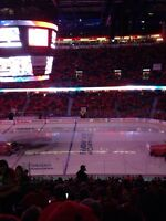 Calgary Flames,Center ice Game 4 FRIDAY!