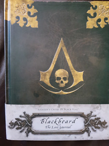 Assassin's Creed IV Black Flag, Blackbeard the Lost Journal