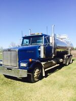 2003 Western Star Potable Water Truck For Sale $60,000.00