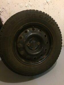 Winter Tires P185/70R14