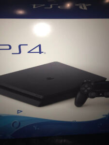 Selling my PS4 1TB + 1 game of your choice