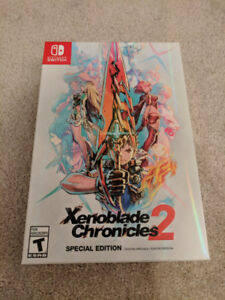 Xenoblade Chronicles 2 Special Edition Nintendo Switch