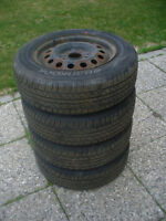 """All-Season Tire Clearance - 15"""", 16"""" and 17"""" Sizes"""