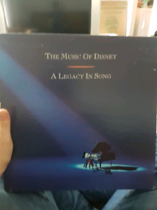 The music of Disney - A Legacy in Song (negociable)