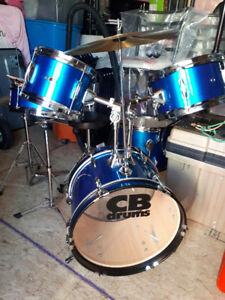 CB Percussion Youth Drum Kit