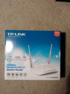 TP-LINK Modem Router (brand new)
