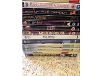 21 DVDs for sale