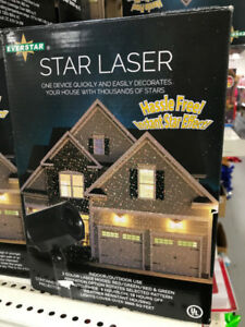 Star Laser  - Decorates  Your House with Thousands of Stars