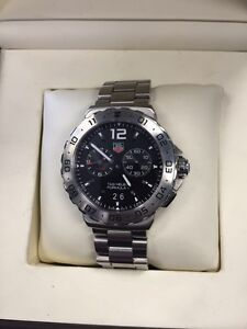 Tag heuer formula one watch