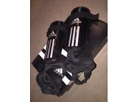 Adidas football shinpads