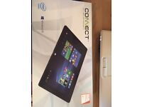 Connect 10.1 tablet with Windows 10