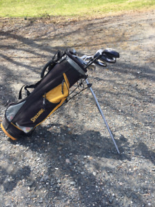 Junior Golf Clubs LH - for 7-8 year old