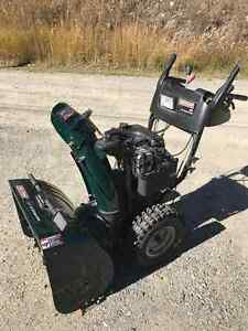 "Craftsman 24"" 8hp Snowblower"