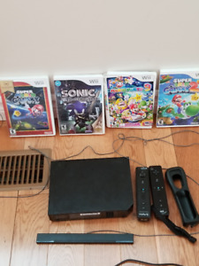 Wii console, Wii games - click here for more information
