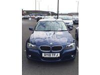 Low price!! BMW 3 series diesel, 2010, 216D, low mileage, FSH, MUST Go Get a Bargain!