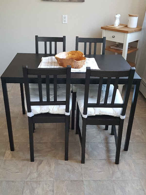 Kitchen Table and Chairs - $100 | Dining Tables & Sets | Edmonton ...