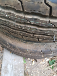 Trailer tires 14 inch x4