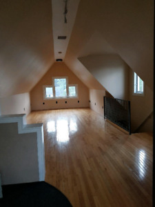 Newly Renovated two bedroom apartment available Nov 1