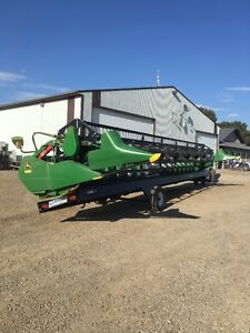 2014 and 2016 JD 635F Headers