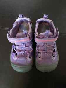 Lot of toddler girl shoes size 9