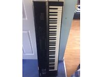 Ensoniq KS32 stage piano keyboard fully weighted keys