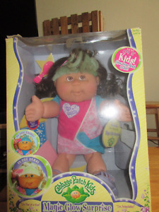 Cabbage Patch Kid in box $75.00