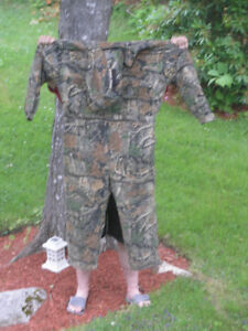 Hunting coveralls full suit with hood brand new
