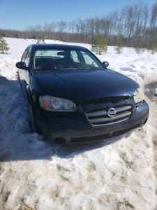 Parting out 02 maxima