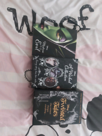 Disney twisted tales 7 books