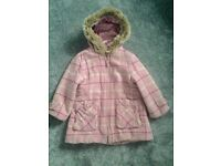 Girls Wool Coat from Next