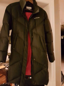Columbia coat youth size 14/16
