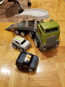 Little Tikes Trucks, Cars, Motorcycles
