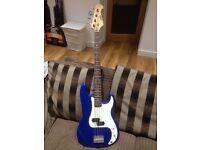 Bass Guitar (broken).