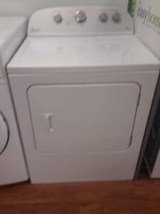 *** USED *** WHIRLPOOL 7 CU FT STEAM DRYER   S/N:M44302966   #STORE306