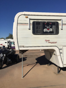 5th wheel for sale in Lake Havasu AZ.