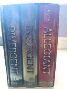 Divergent book trilogy Regina Regina Area image 1